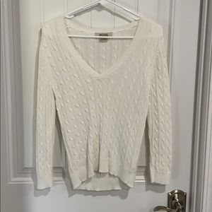 Micheal Kors knitted V-neck sweater